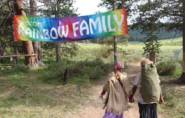 Un rainbow en 2006