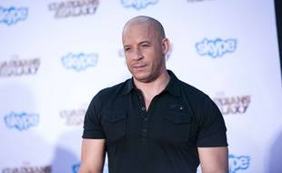 L'acteur Vin Diesel en juillet 2014 à Los Angeles.