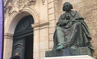 La faculté de médecine de Montpellier