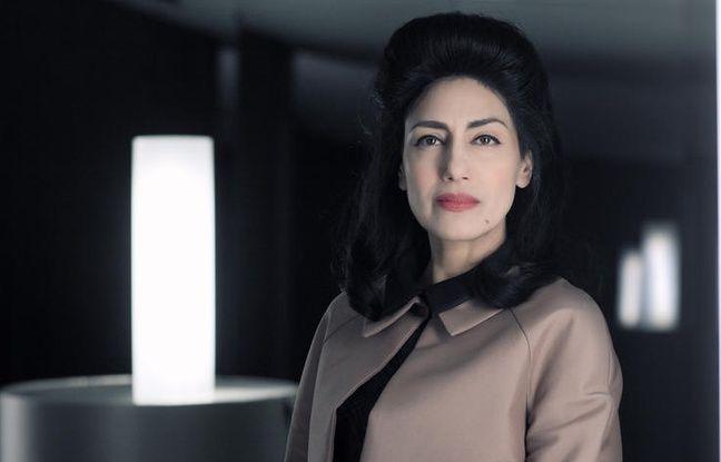 Ronit Elkabetz dans le rôle du Premier Ministre d'Alphaville, ville des actifs dans Trepalium, série diffusée sur Arte les 11 et 18 février.