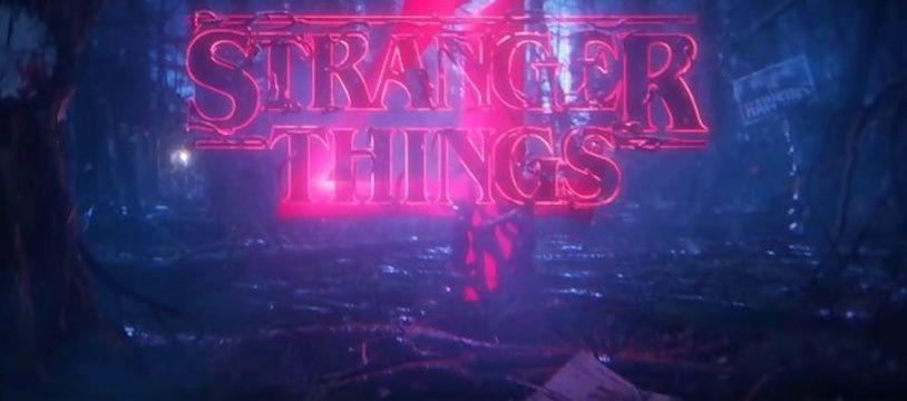 Voilà le logo de la saison 4 de « Stranger Things », extrait du premier teaser, car les vraies premières images sont méga spoilers