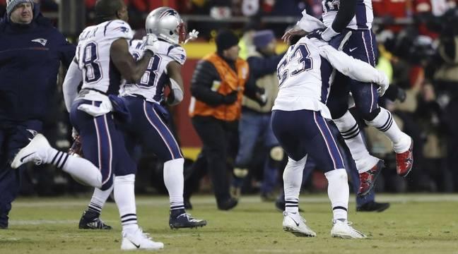 NFL: Tom Brady est éternel, les Patriots affronteront les Rams au Superbowl