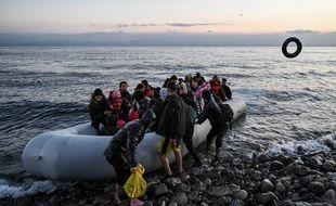 La Turquie a décidé de laisser le flux migratoire se diriger vers les frontières extérieures de l'Europe, notamment en Grèce.