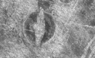 Les traces du bateau viking ont été découvertes à Halden, en Norvège.