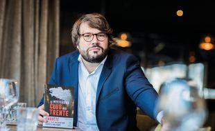 Philippe Créhange, journaliste et Rédacteur en chef du Mensuel de Rennes
