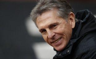 Claude Puel est le nouvel entraîneur de Saint-Etienne.