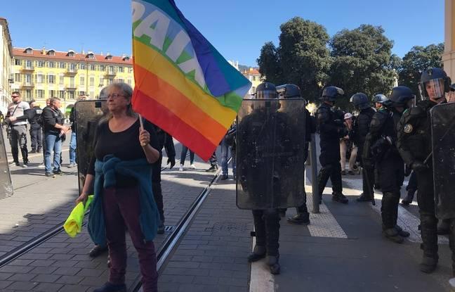 «Gilets jaunes» à Nice: Geneviève Legay, blessée lors d'une manifestation, est sortie de l'hôpital