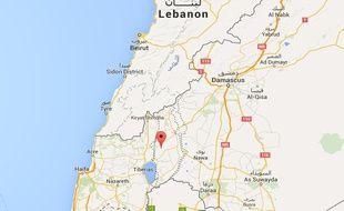 La semaine dernière, les employés du Musée des cultures islamiques et proche-orientales de Beer-Sheva (sud d'Israël) ont découvert un sac avec à l'intérieur deux boulets volés sur le site de la cité antique de Gamla sur le plateau du Golan.