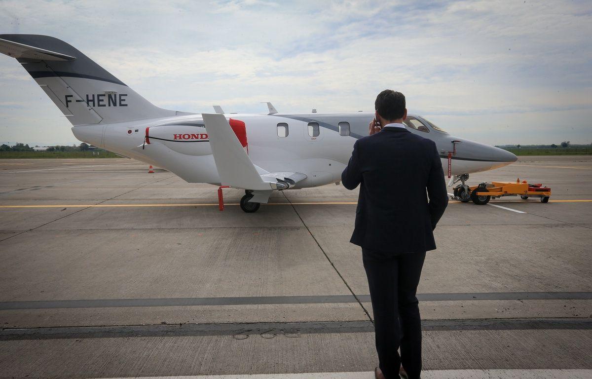 La nouvelle zone d'aviation d'affaires de l'aéroport de Strasbourg, le 11 mai 2017. – G. Varela / 20 Minutes