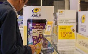 La Poste Mobile se lance dans la 4G en janvier 2014.
