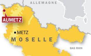 Un professeur a été poignardé par un collégien en Moselle le 28 avril 2010.