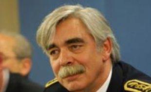 Bernard Fragneau, le 4 mai 2006