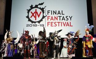 Les fans de «Final Fantasy XIV Online» se sont donnés rendez-vous à Las Vegas pour un week-end de célébrations et d'activités