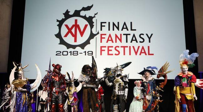 VIDEO. Final Fantasy XIV Fan Festival: De Las Vegas à Paris, les fans de «Final Fantasy» à la conquête du monde