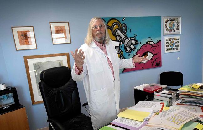 Coronavirus: A Marseille, l'institut du Professeur Raoult dépiste tous les patients fébriles