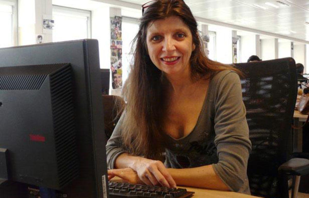 Carole Martinez, Prix Goncourt des lycéens 2011 – C.GONTHIER // 20 MINUTES