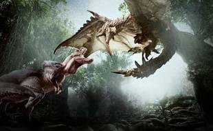 Monster Hunter: World vous invite à chasser des créatures sauvages et fantastiques.