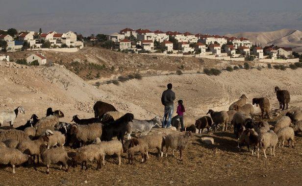 Illustration de la colonie israélienne de Maale Adumim, près de Jerusalem, le 6 décembre 2012.