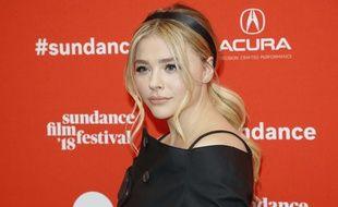 Chloe Moretz est la star du film indépendant «The Miseducation of Cameron Post», sacré au festival de Sundance 2018