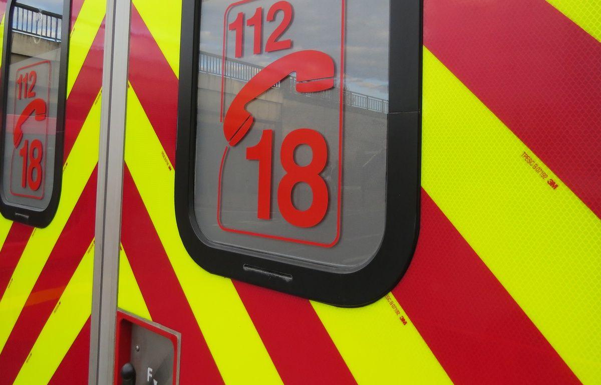 Les pompiers ont secouru une femme après sa chute du quatrième étage (Illustration). – Beatrice Colin