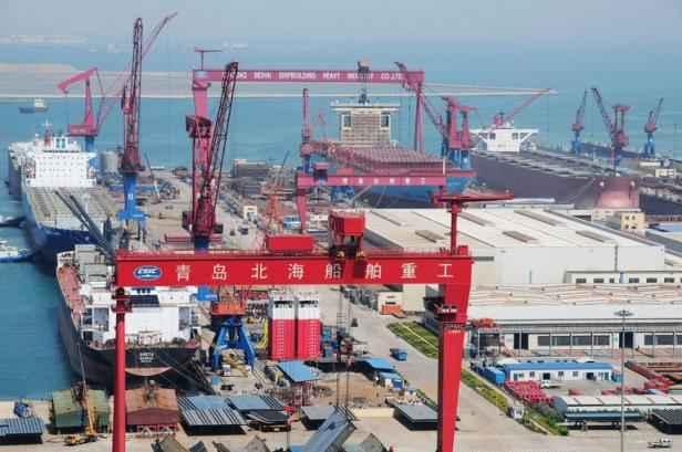 Chine le commerce ext rieur est toujours ex dentaire for Le commerce exterieur