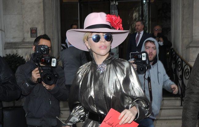 Lady Gaga lors de sa dernière venue à Londres