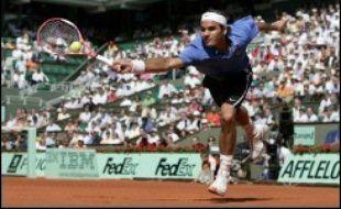 Quoi qu'il advienne lors des deux derniers quarts, Roger Federer sera le plus frais des quatre demi-finalistes du tournoi de tennis de Roland-Garros, après sa victoire expéditive sur Mario Ancic mardi.