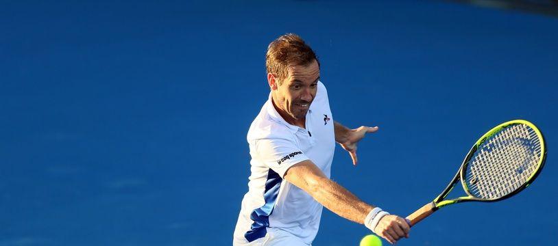 Gasquet défie Roger Federer