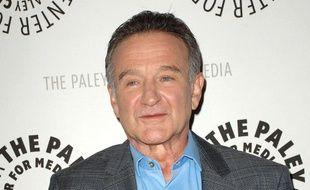 L'acteur Robin Williams, ici en 2013, est décédé le 11 août 2014.
