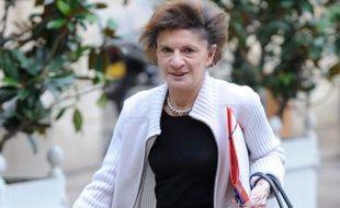 La ministre chargée des Personnes âgées et de l'Autonomie, Michèle Delaunay, le 18 décembre 2012.