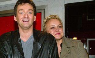 Pierre Palmade et Muriel Robin en 2002