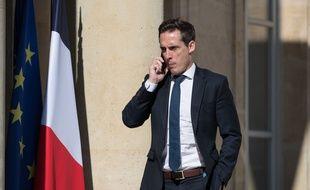 Jean-Baptiste Djebbari, le 27 juillet 2020 à Paris.