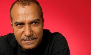 Pascal Legitimus, acteur et realisateur francais. Photographie realisee a l'occasion de la 6eme soiree «Rire ensemble contre le racisme», à Paris, le 24 septembre 2009.