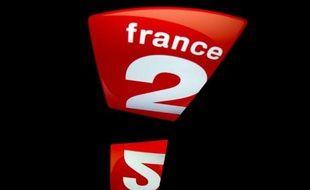 Le logo de la chaîne de télévision publique France 2
