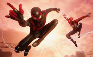 Voilà ce que donne « Marvel's Spider-Man : Miles Morales » sur PlayStation 5, et oui, ça donne bien
