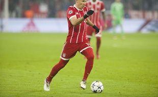 Arjen Robben face à Besiktas en Ligue des champions