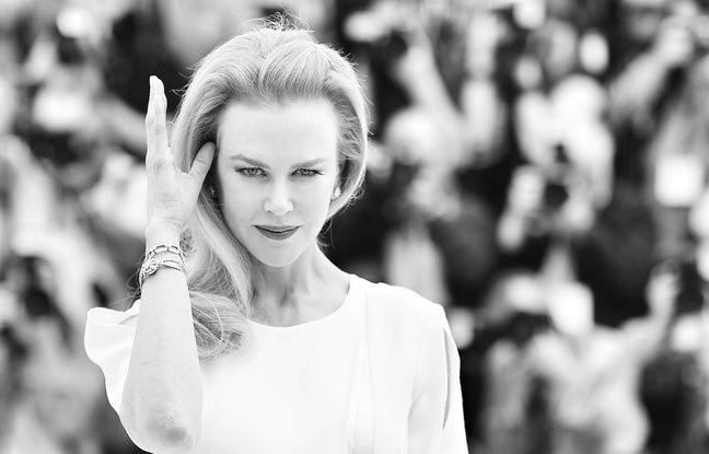Nicole Kidman à Cannes le 14 mai 2014.