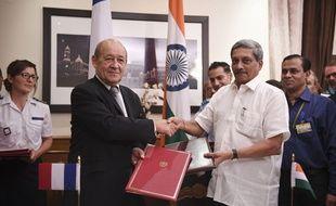 L'Inde a acheté 36 avions Rafale à la France