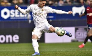 Luka Jovic pourrait chercher à se relancer en France après une intégration ratée au Real Madrid.