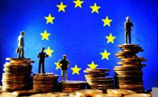 L'inflation est passée en territoire négatif en décembre dans la zone euro, avec un recul des prix de 0,2%, confirme l'office européen de statistiques Eurostat dans une deuxième estimation