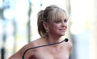 L'actrice Anna Faris