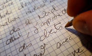 Illisible ou douloureuse, les problèmes d'écriture peuvent être corrigés.