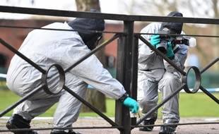 Des investigations sont menées à Salisbury, après l'empoisonnement de l'ancien agent double russe Sergueï Skripal