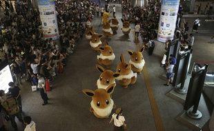 Verra-t-on bientôt défiler les Pikachu à Lille (illustration).