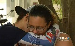 Hope Holland a retrouvé son fils après 15 ans de recherches...
