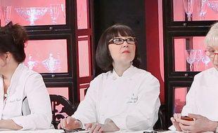 Elisabeth Lefebvre, la chef du restaurant strasbourgeois La Cambuse.
