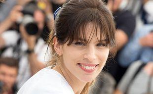 Maïwen à Cannes le 17 mai