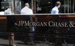 """JPMorgan Chase n'a pas réussi à conclure un accord avec la justice américaine sur des poursuites sur la vente de crédits immobiliers à risque (""""subprime"""") et va faire face à un procès au civil, affirme lundi le Wall Street Journal."""