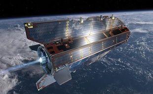 Le satellite GOCE a quitté la terre en 2009