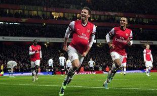 Arsenal a écrasé Newcastle (7-3) samedi à l'Emirates Stadium lors de la 20e journée du Championnat d'Angleterre au terme d'un match fantastique marqué notamment par un triplé de Theo Walcott et un doublé d'Olivier Giroud.